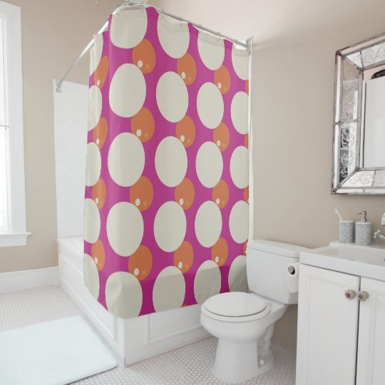 """Shy Away"" Shower curtain"