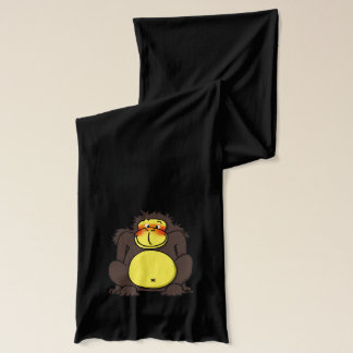 shy gorilla scarf