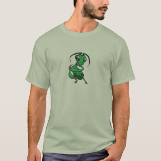Shy Mantis! T-Shirt