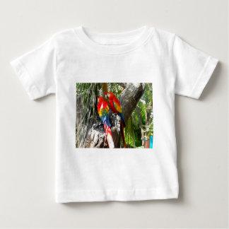 SHY PARROTS BABY T-Shirt