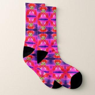 Shy Shy Pink Socks