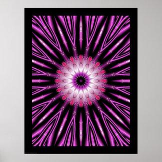 Shy Violet Poster