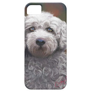 Shyanne Bichon Frise/ King Charles Cavalier iPhone 5 Case