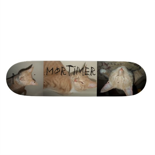 Shywolf Mortimer Skateboard