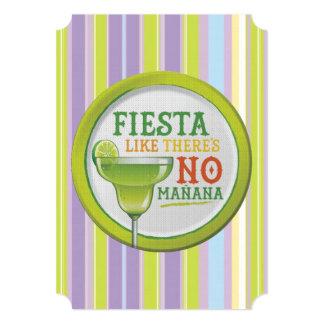 Sí a la Fiesta HHM Party Invitation