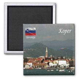 SI - Slovenia - Koper Magnet