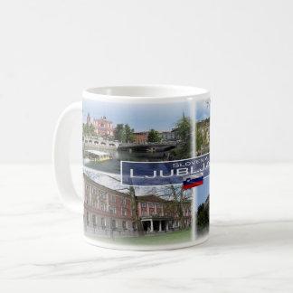 SI Slovenia - Ljubljana - Coffee Mug