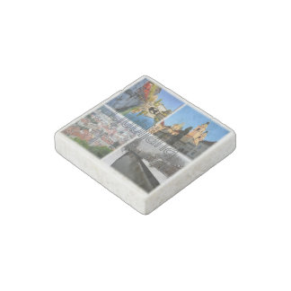 SI Slovenia - Ljubljana - Stone Magnets