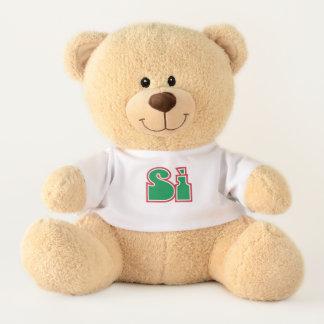Si Teddy Bear
