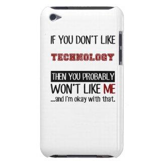 Si vous n'aimez pas le cool de technologie coques iPod Case-Mate