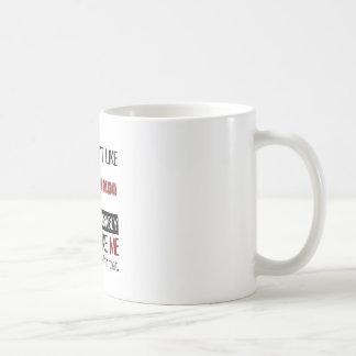 Si vous n'aimez pas le cool du Taekwondo Mug