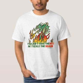 Si vous ne pouvez pas prendre la chaleur t-shirt