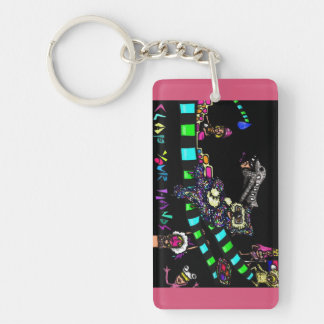 Sia-Clap Your Hands Keychain