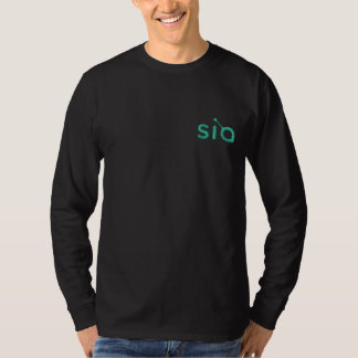 Sia Embroidered Long Sleeve T-Shirt