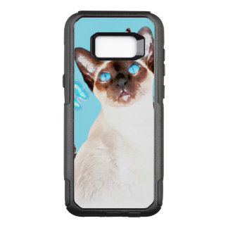 Siamese And Butterflies OtterBox Commuter Samsung Galaxy S8+ Case