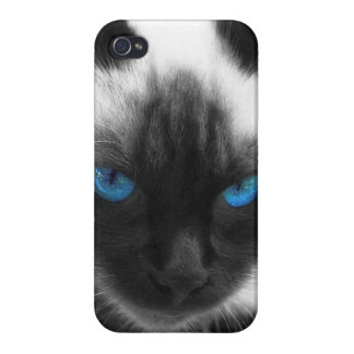 Siamese Cat Case For The iPhone 4