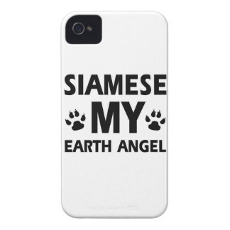 SIAMESE CAT DESIGN iPhone 4 Case-Mate CASE