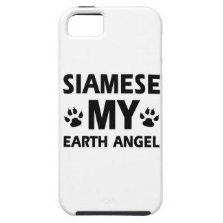 SIAMESE CAT DESIGN iPhone 5 CASE