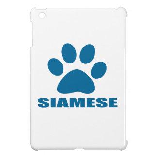 SIAMESE CAT DESIGNS COVER FOR THE iPad MINI
