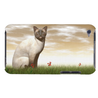 Siamese cat iPod touch case