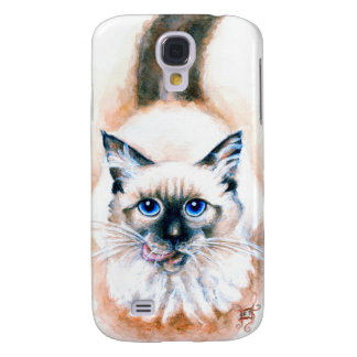 Siamese Cat Watercolor