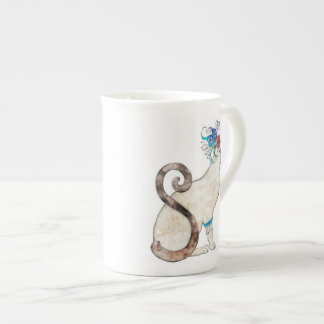 Siamese China Cup