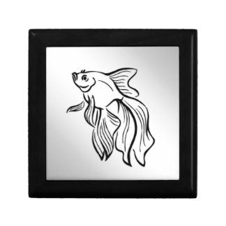 Siamese Fighting Fish Gift Boxes