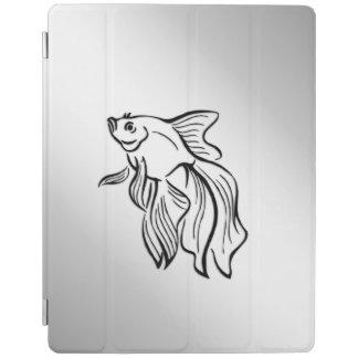 Siamese Fighting Fish iPad Cover