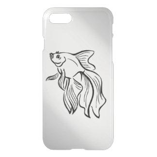 Siamese Fighting Fish iPhone 7 Case