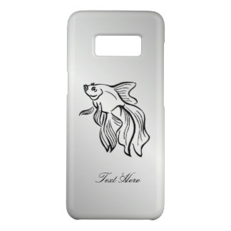 Siamese Fighting Fish Personalized Case-Mate Samsung Galaxy S8 Case