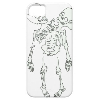 Siamese hull iPhone 5 cover