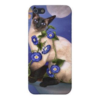 Siamese Moonlight.. Iphone case