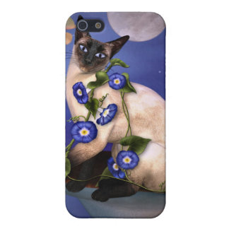 Siamese Moonlight.. Iphone case Case For The iPhone 5