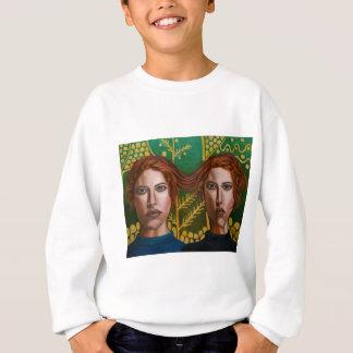 Siamese Twins 5 Sweatshirt