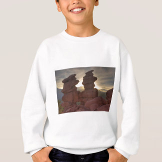 Siamese Twins at Sunset Sweatshirt