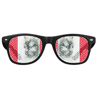 Siamese Twins Party Sunglasses