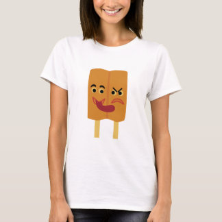Siamese Twins Popsicle Woman's T-shirt