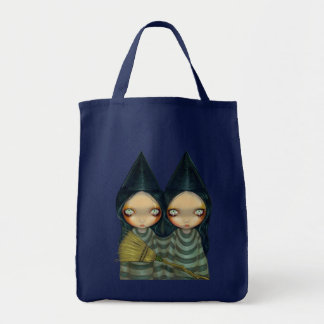 Siamese Witch Twins Bag