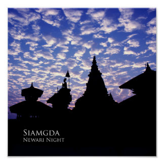 Siamgda - Newari Night Poster