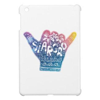 Siargao island surfing shaka hand cover for the iPad mini