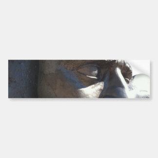 Sibelius's Head Bumper Sticker