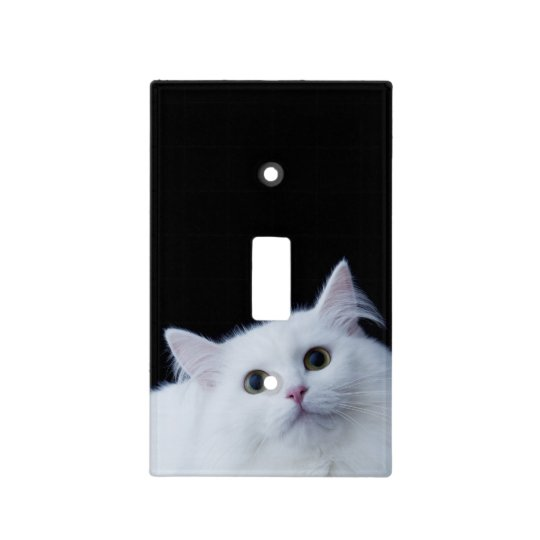 Siberian Cat Light Switch Cover