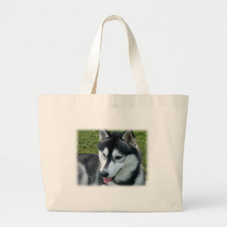 Siberian Husky Bag