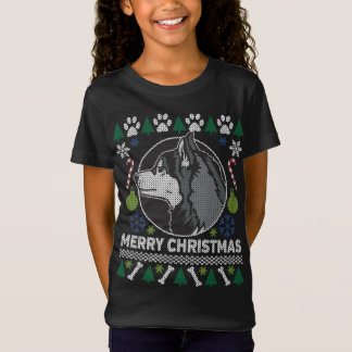 Siberian Husky Dog Breed Ugly Christmas Sweater