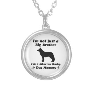 siberian husky Dog Designs Necklace