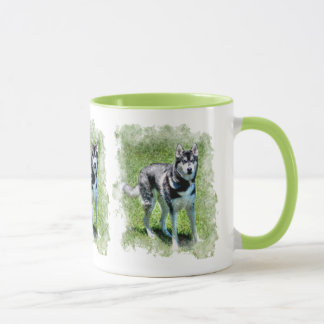 Siberian Husky Dog-lover's Pet Gift Series Mug