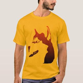 Siberian Husky Dog Tee Shirt