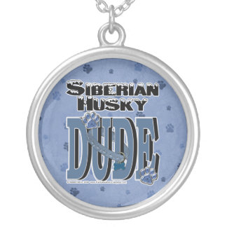 Siberian Husky DUDE Jewelry