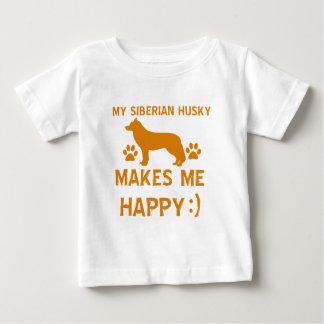 Siberian Husky gift items Baby T-Shirt