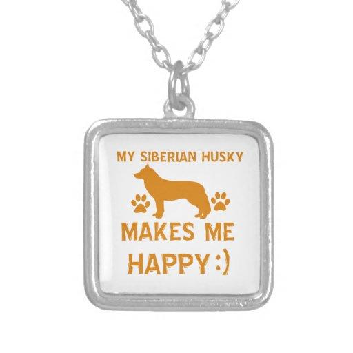 Siberian Husky gift items Jewelry